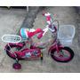 Bicicleta Rin 12 Niños Y Niñas