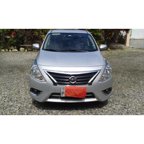 Vendo Nissan Versa 2015 Comprado En Diciembre 2015, Con 1500