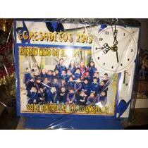 10 X $ 600 Foto Relojes Para Egresados