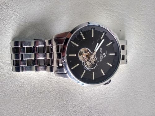 c3b5d29f07c Relógio Bulova Automatic 21 Jewels Dourado Wb22319s. Relógio Rip Curl  Detroit .