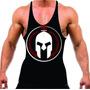 Regata Cavada Bodybuilder Gladiador Musculação Fitness 1