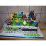 Tortas Infantiles Para Cumpleaños De Zombie Vs Plants