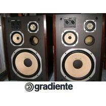 Quadro 20x30 Caixas Acústicas Gradiente Master 100