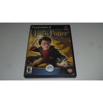 Harry Potter E A Camera Secreta Ps2 Americano Completo !!!