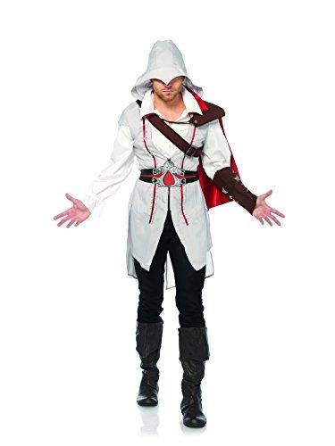 Disfraz Leg Avenue Hombres Assassins Creed Ezio Costume Est -   1 578545095b68