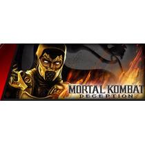 Mortal Kombat Deception Patch Play2 Aproveite