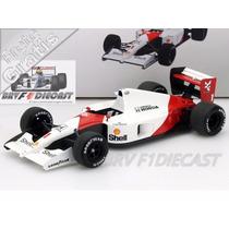 1/18 Truescale Mclaren Honda Mp4/6 Ayrton Senna F1 1991