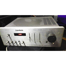 Gradiente Model 80 Stereo Amplifier Oldschool Vintage