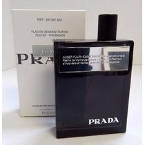 Perfume Prada Amber Pour Homme Intense For Men Edp 100ml