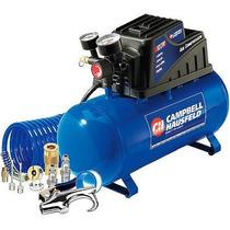 Campbell Hausfeld De 3 Galones 110 Psi Compresor De Aire Y 1