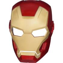 Máscara Básica Homem De Ferro 3 - Hasbro