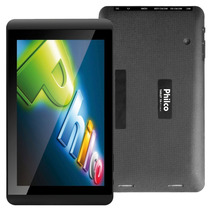 Tablet Philco 7 8gb Android 4.0 Wi-fi Tv Digital Hdmi Preto