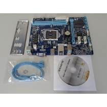 Placa Mãe Box Gigabyte Intel H61 Lga 1155 Ga-h61m-s1