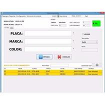 Sistema Estacionamiento Cajon +lector Usb+ Miniprinter