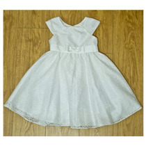 Vestido De Niña De Primera Comunión - Presentación - Fiesta