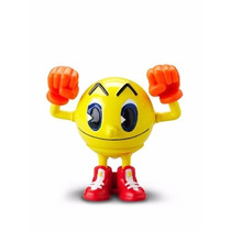 Boneco Pac Man - Panic Spinners Bandai - Pac