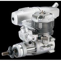 Motor O.s. 46axii Abl Airplane Engine W/muffler Aeromodelo