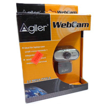 Camara Web Cam 2.0 Mega Pixel Agiler Usb Laptop