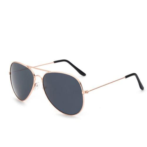 Hombres Usa Unisex Aviador Gafas De Sol De... (gold+gray) -   43.990 en Mercado  Libre ecdc4b8a7936