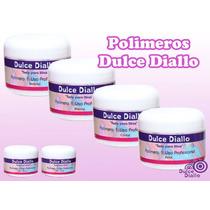 Lote Por Mayor 10 Polimeros 30 Gr. Esculpidas Dulce Diallo