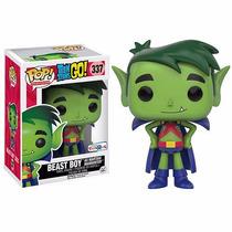 Beast Boy Mutano Teen Titans Go Funko Pop Exclusive Toy R Us