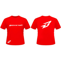 Camiseta Body Action - Vermelha - M