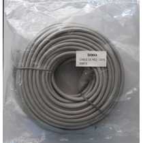 Cable De Red Cat5 20mts- Suministros Fauca