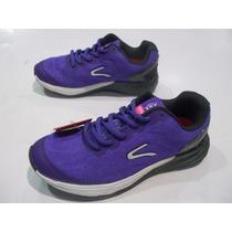 Zapatillas Dunlop Running Mujer Apollo