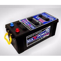 Bateria De Competição Max Power 220ah Spl Brutality Maxpower
