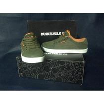 Zapatillas Dunkelvolk Nuevas Talla 43 Skater Smart Green
