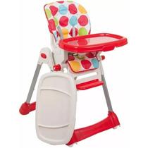 Silla De Comer Bebe Happy Meal Infanti Reclinable Alturas