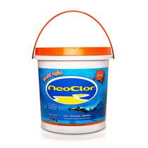 Cloro Granulado Piscina Neoclor Multi Ação 10 Kg
