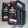 Aceite Lubricante Motul 8100 Xcess 5w40 Sintético X 5lts