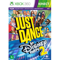 Game Just Dance Disney Party 2 - Xbox 360