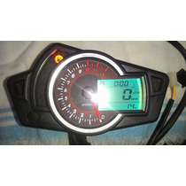 Painel Digital Cb500 Gs500 Xt660 255km Tds Motos $480,00