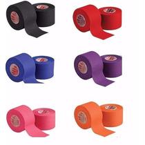Caja Cinta M Tape Mueller Colores 32 Rollos 3.8 Cm X 9.1 M