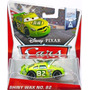 Disney Cars 1: Shiny Wax #82 Copa Pistão