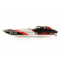 Barco Px-16 Storm Engine Mosquito Racing Boat Rc 32