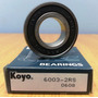 Rolinera Koyo 6003 2rs Original Japonesa