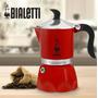 Cafetera Italiana Bialetti Original - 3 Tazas - Diseño