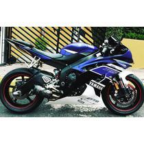 Yamaha R6 Azul 2011 Excelente