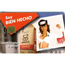 Tarj Apasco Promocional Soy Bien Hecho (chava)