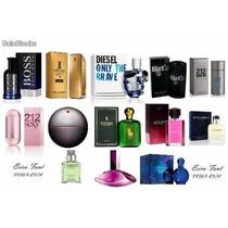 Kit De Perfumes Importados 03 Pçs Frte Gratís 1°linha Simila