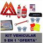 Matafuego Para Auto Mas 8 Elementos En Kit Oferta !!!!!!