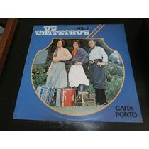 Lp Os Gaiteiros Vol.2 - Gaita Ponto, Disco Vinil, Ano 1982