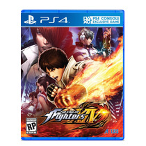 °° The King Of Fighters Xiv Para Ps4 °° En Bnkshop