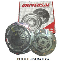 Kit Embreagem Fiesta Ka 2004 2003 2002 2001 2005 06 Completo