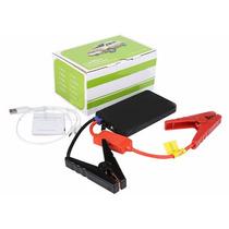 Power Bank 14000mah Luz Bateria Arrancador Coche Y Celular