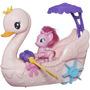 Mi Amistad De Pony Poco Es Magia Pinkie Pie Fila Y Paseo