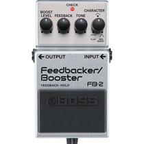 Pedal Boss Feedbacker/booster Fb-2.